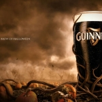 Halloween criativo 5: Guinness