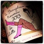 O carnaval do beaujolais