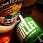 Green Flash Green Bullet.